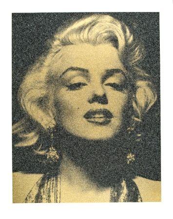 シルクスクリーン Young - Marilyn Portrait