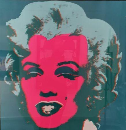シルクスクリーン Warhol - Marilyn