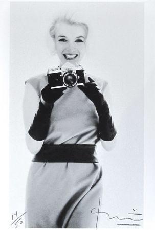 写真 Stern - Marilyn with Nikon