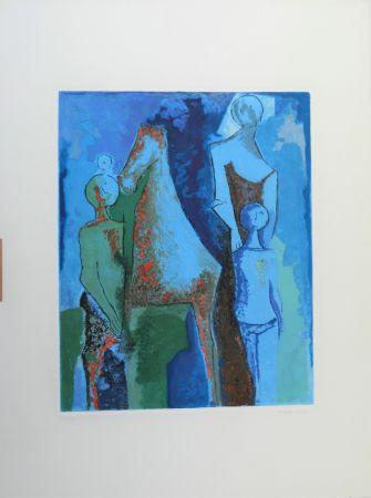 エッチングと アクチアント Marini - Marino from Shakespeare I