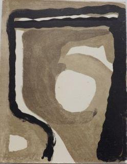 リトグラフ Van Velde - Mason, 198
