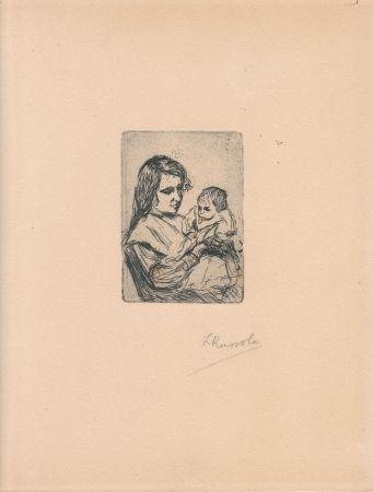 技術的なありません Russolo - MATERNITÀ (Maternity)