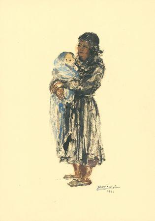 モノタイプ Vich - Maternitat / Motherhood