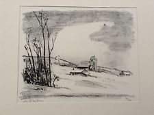 彫版 Asselin - Maurice Asselin.  Dix estampes originales.