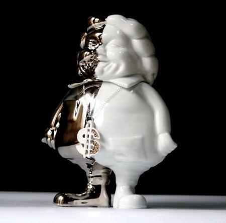 多数の English - Mc Supersize Platinum Porcelain