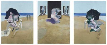 彫版 Bacon - Metropolitan Triptych (3)