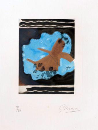 エッチング Braque - Migration