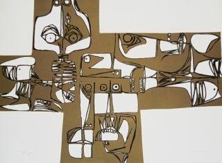 彫版 Guayasamin - Milay 3