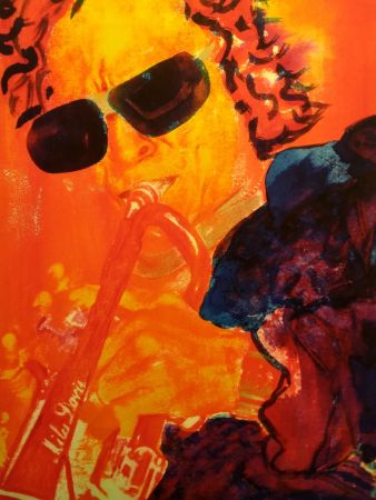 写真 Stefanakis - Miles Davis