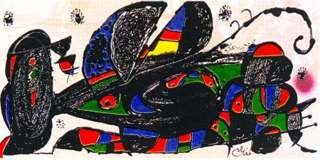 技術的なありません Miró -  Miro Sculptor - Iran