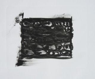 リトグラフ Kounellis - MOD 2