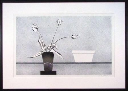 リトグラフ Baynard - Modern Still Life