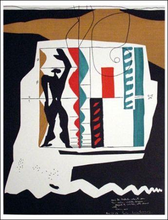 リトグラフ Le Corbusier - Modular (1962)
