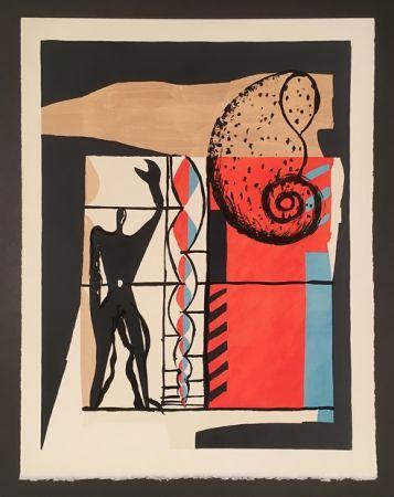 リトグラフ Le Corbusier - Modulor (1955)