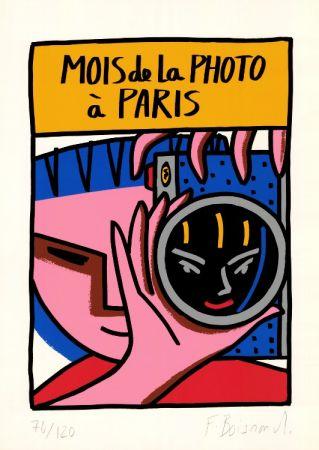 シルクスクリーン Boisrond - Mois de la photo à Paris