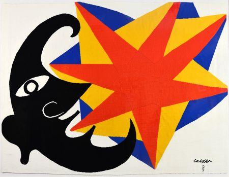 技術的なありません Calder - Moon and Star Tapestry