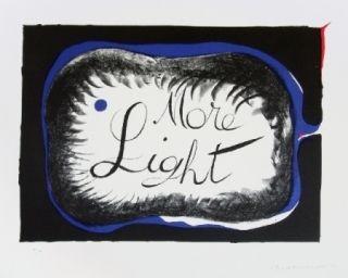 リトグラフ Penrose - More light