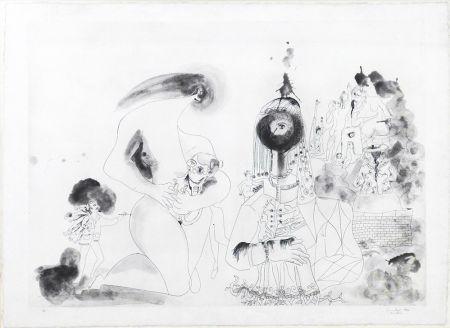 エッチング Condo - More sketches of Spain- For Miles Davis