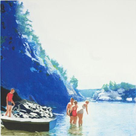 アクチアント Greenfield-Sanders - Mountain Stream