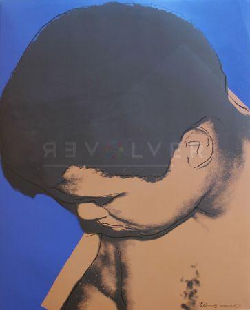 シルクスクリーン Warhol - Muhammad Ali (Fs Ii.180)