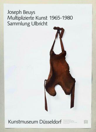 リトグラフ Beuys - Multiplizierte kunst