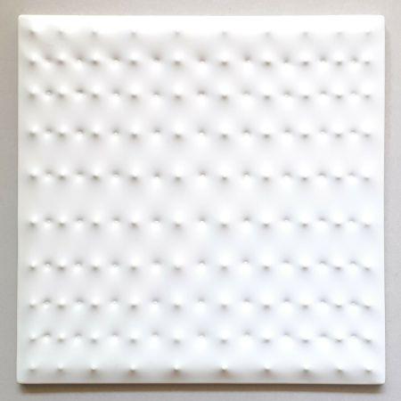 多数の Castellani - Multiplo in PVC bianco