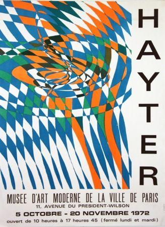 リトグラフ Hayter - Musee D'Art Moderne de Paris