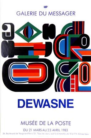 オフセット Dewasne - Musee de la Poste Galerie du Messager
