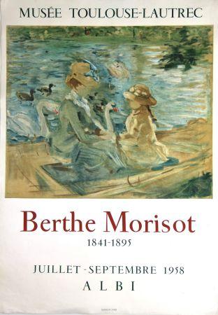 リトグラフ Morisot - Musee Toulouse Lautrec Albi