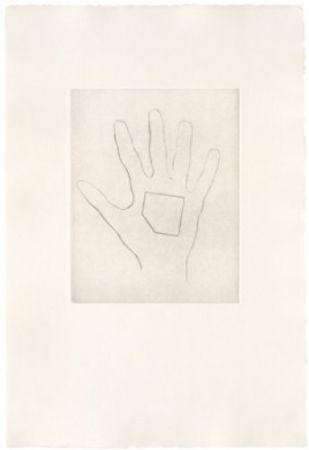 ポイントーセッシュ Monk - My Left Hand Holding a Square 4