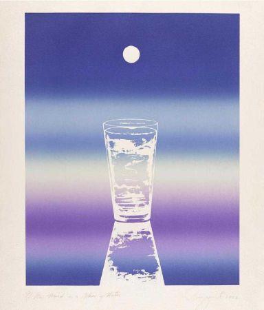 リトグラフ Rosenquist - My mind is a glass of water