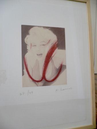 エッチング Rainer - Mythos Marilyn