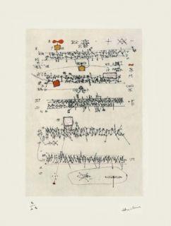 彫版 Hucleux - N°5 / 1980