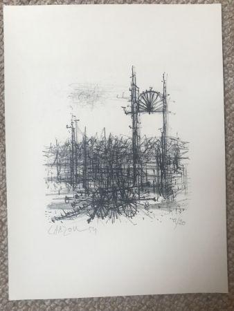 リトグラフ Carzou - N/A