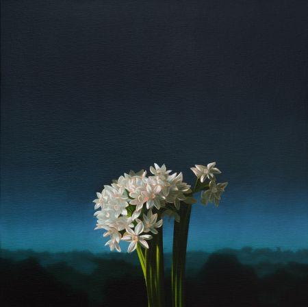 技術的なありません Cohen - Narcissus Against Evening Sky