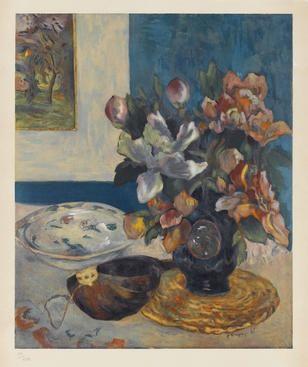 技術的なありません Gauguin - Nature morte