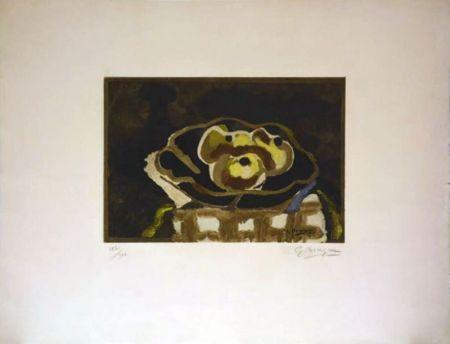 エッチング Braque - Nature morte