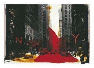 デジタル版画 Soulie - NEW YORK