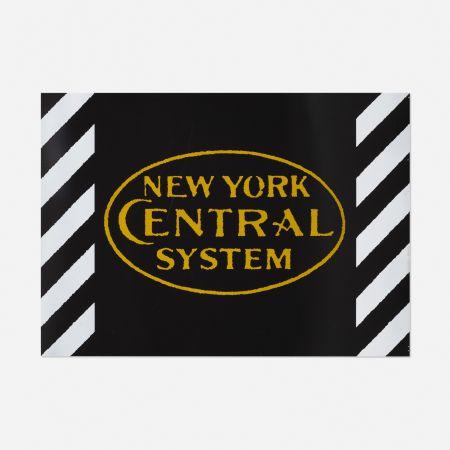 シルクスクリーン Cottingham - New York Central System