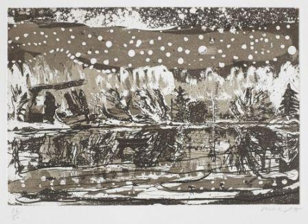 エッチングと アクチアント Doig - Night Fishing