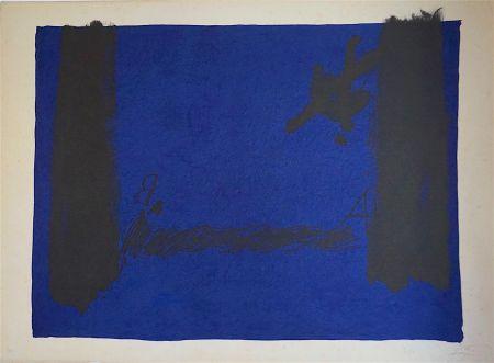 リトグラフ Tapies - Nocturn matinal