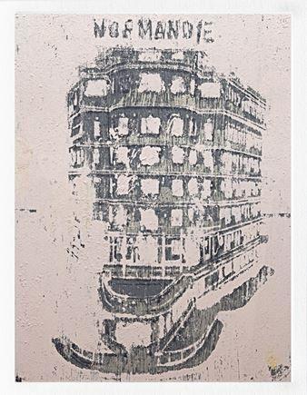 デジタル版画 Perez - Normandie (pink)