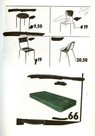 リトグラフ Oldenburg - Notes in hand