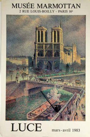 オフセット Luce - Notre Dame  de Paris