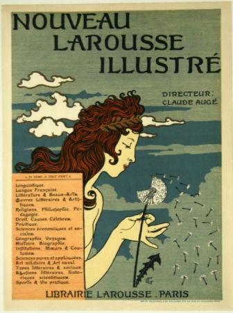 リトグラフ Grasset - Nouveau Larousse Illustré