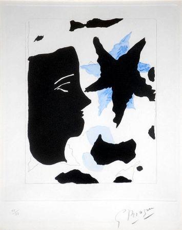 エッチング Braque - Nouvelles Sculptures et Plaque Graveés