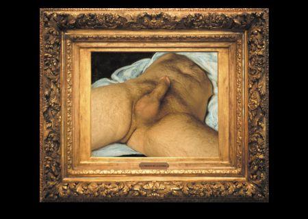 デジタル版画 Orlan - Nu (Collection Naked)