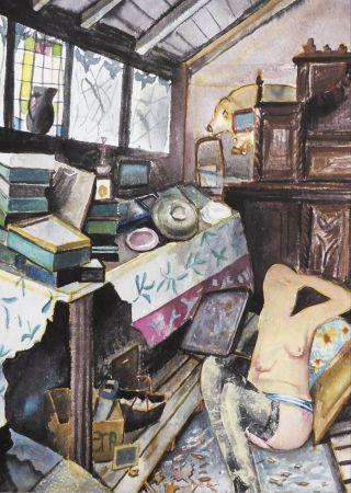 デジタル版画 Cherkit - Nu (Collection Naked)