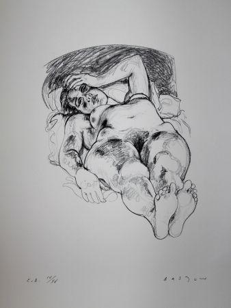 リトグラフ Bastow - Nu  Féminin / Female Nude - 1
