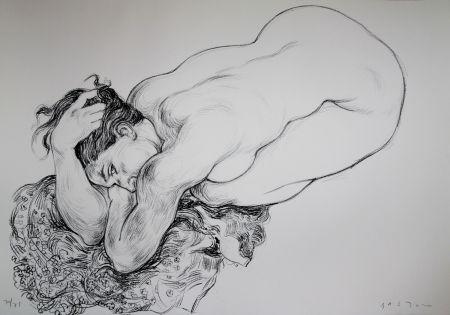リトグラフ Bastow - Nu  Féminin / Female Nude - 2